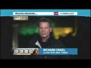 Richard Engel, professional liar at NBC.