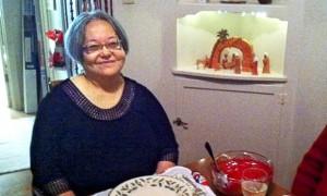Teresa Sheehan in 2013. Sheehan was shot five or six times by San Francisco police. Photograph: Patricia C Sheehan