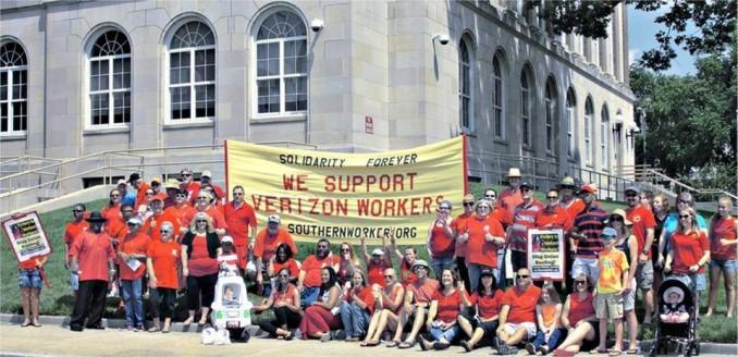 supportverizonworkers