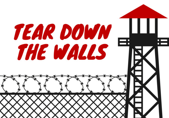 Stop forced sterilizations!  Shut down all detention centers!