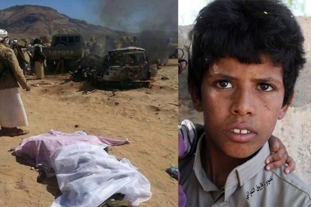 Drone victim Mohamed Tuaiman, Jan. 25, 2014.