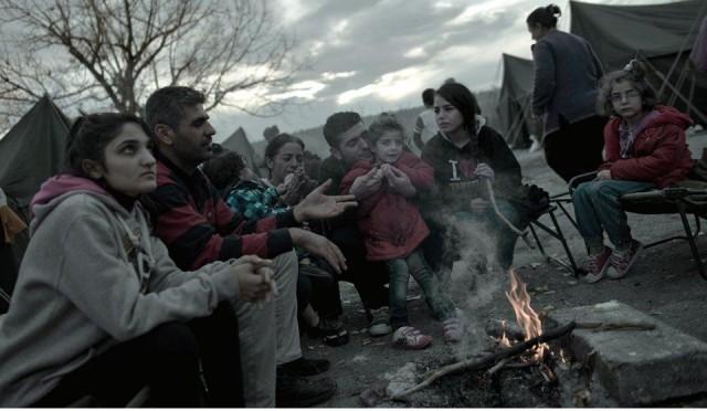Syrian refugee camp in Turkey, 2013.