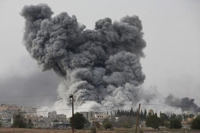 U.S. drones bomb Somalia