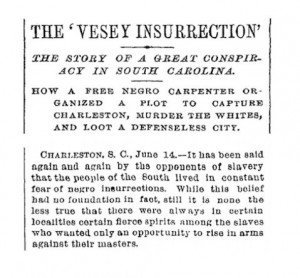 vesey-insurrection