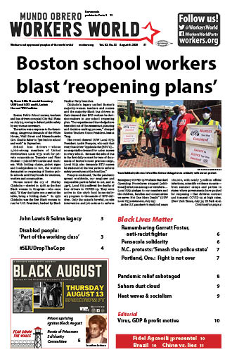 Aug. 6, 2020 issue